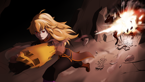 Yang Xiao Long by Lahley