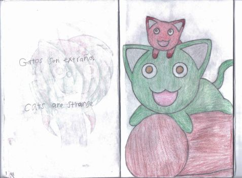Gatos page 14 by VeronicaPrower
