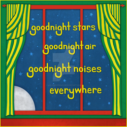 Goodnight Noises Everywhere by Juliabohemian