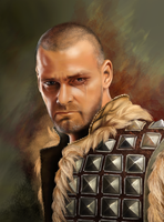 Ray Stevenson by Eskarine