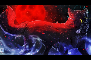 Wolf's Rain - When the Red moon Rises by Favetoni