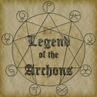 Legend of the Archons logo by uhlrik