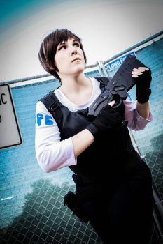 People Protect the Law by CutieCreamCosplay