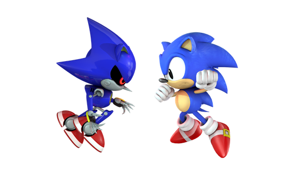 sonic cd by gabrielgt12