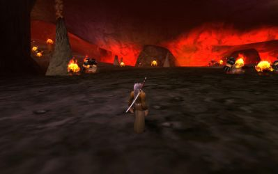 Deserted Hell in WoW? by Darkmuraden