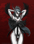 Black Feathers by Testament77