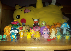 My Pokemon Figure Collection