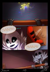 Ch.4 page 10 - UNDERVIRUS by Jeyawue