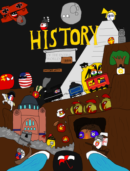 History Of The Entire World I Guess Countryballs by Disney08