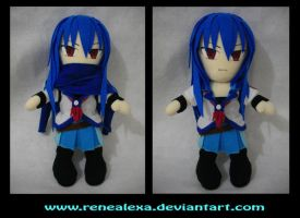 Com_Shiina-Angel Beats by renealexa