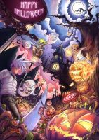 Happy Halloween by MasterTeacher