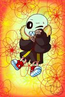 Underfell Sans by Meow101XD