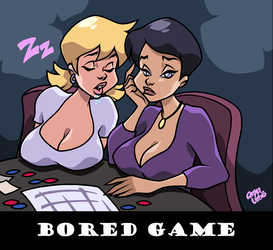 BORED GAME by AnyaUribe