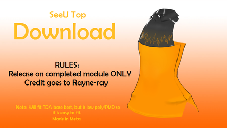 Mock 3xMA SeeU Top DOWNLOAD by Rayne-Ray