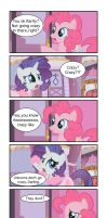 A Unicorn Never Goes Crazy by stratusxh