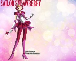 Sailor Strawberry by b52FLAPJACK