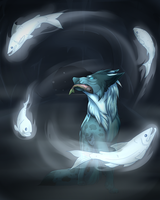 Fishing at night -event- by SinCelticus