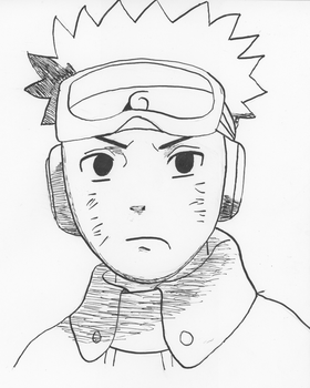 Young Obito by TobisSenpai
