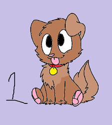 Dog Adoptable by candyland21