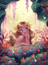 Coral Garden by DylanBonner