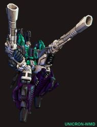Hexatron Small4MMC by UNICRON-WMD