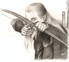 Legolas 3 - UPDATED by Wild-Huntress