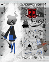 .:Proxy High Student ID:. Ashes by The1nkyG33k