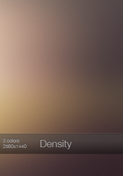 Density by Digitalshiva