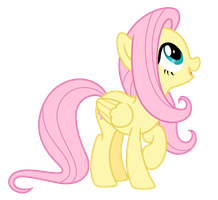Vector: Fluttershy 24 by EStories