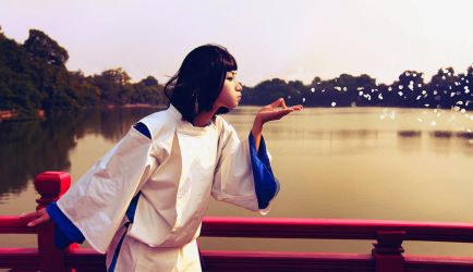 Spirited Away :: 02 by soulCerulean