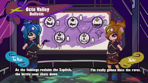 Splatoon [Octo Valley Bulletin] by BlazingCobalt