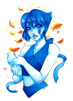 Lapis will stay by manosu