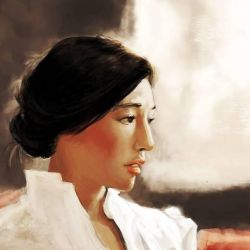 Taiwanese Woman Study by Zenshouse