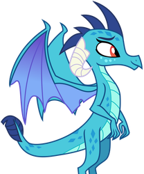 Vector - Proud Leader Ember by SketchMCreations