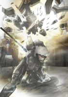 Metal Gear Rising: Revengeance by MatthewHogben