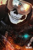 CALL OF DUTY GHOST 3 by faizan47