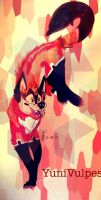 Just For One Day~ {{ART TRADE}} by humble-abode