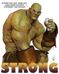 Strong - Fallout 4 by CameronAugust
