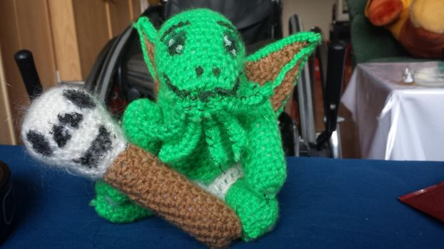 Baby Cthulluh by spebele