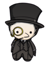 Gotham Lovers: the Penguin by Danielle-chan