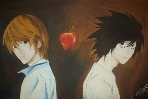 Death Note by chagas