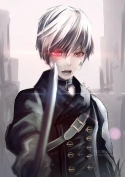 9S by MircoGravina