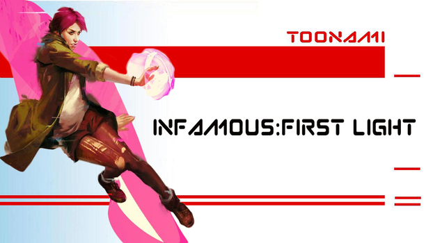 inFAMOUS First Light Toonami thumbnail by kgifted91