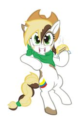 Colombia Pony by dsmo