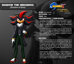 LGDC - Shadow the Hedgehog v2.0 by DarkTailsXZ