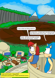 Sonic Freedom Files: Lost and Found Part 1 Page 1 by SkippyP008