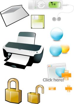 icons Vector Source by lordhamza