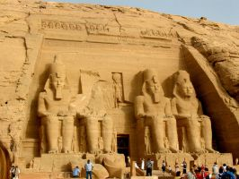 Abu Simbel by Tempting-Resources