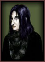 Young Snape by A3ulez
