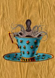The monster's teacup. by ShaneGallagher